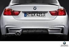 Genuine BMW M Performance Rear Diffuser 4 Series F32, F33, F36  51192334543