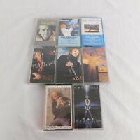 Lot of 8 Phil Driscoll Cassettes Christian Praise Worship Sound Trumpet Warriors