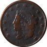 1831 Large Cent - C.G. Orth - Counterstamp Great Deals From The Executive Coin C