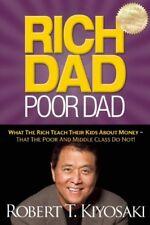 Rich Dad Poor Dad,Robert T Kiyosaki