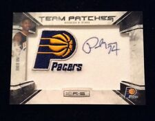 Paul George 2010 11 Rookies & Stars Team Patch Rookie Auto Autograph 429/455
