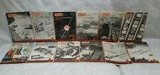 Vintage 1974 QST Amateur Radio Magazine Lot of 12 Month Complete Annual Set
