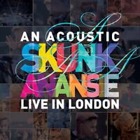 SKUNK ANANSIE - AN ACOUSTIC SKUNK ANANSIE-LIVE IN LONDON  CD + DVD NEW!