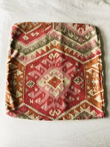 """One Kings Lane """"Kilim"""" Pillow Cover 20"""" Square — cover only"""