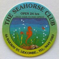 The Seahorse Club 46 Railway St Lidcombe 96497083 Coaster (B342)