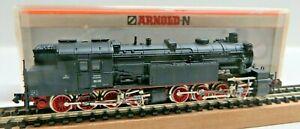 Arnold N Gauge 2276 Steam Locomotive Gt 2x4/4 Der K.Bay.sts.b. Mallet Black