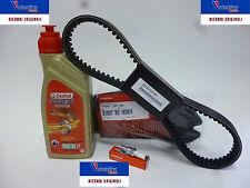 KIT 4 TAGLIANDO SCOOTER ORIG HONDA SH 125 NES @ PES DILAN 125 DAL 2001 AL 2012