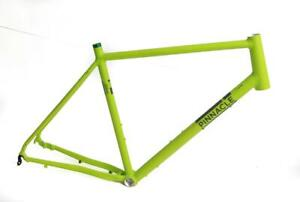 57cm Pinnacle Arkose Four Cyclocross / Road Bike Frame Disc Green Tapered New