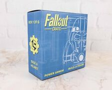 Loot Crate Exclusive Fallout 3 December 2017 Power Armor Build-A Figure Helmet