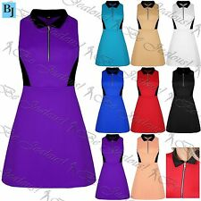 Unbranded Collar Polyester Dresses for Women
