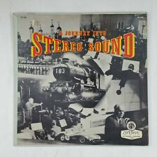 A JOURNEY INTO STEREO SOUND PS100 LP Vinyl VG+ Cover VG+