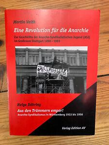 Eine Revolution für die Anarchie Anarchismus Kommunismus Syndikalismus FAUD ASJ