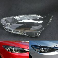 For Mazda 6 Atenza 2017~2019 Car Headlight Headlamp Clear Lens Auto Shell Cover