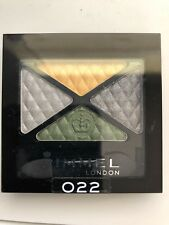 **022  Rimmel London Glam Eyes Quad Eye Shadow 022 Thrill Seeker