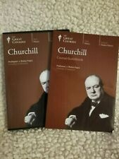 Churchill (CD/Booklet, 4 discs, The Great Courses)