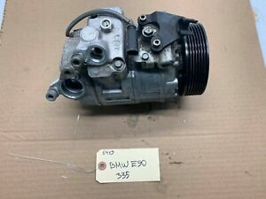 BMW E82 E88 E90 E92 E93 335 135 535 DENSO A/C AC AIR CONDITIONER COMPRESSOR OEM