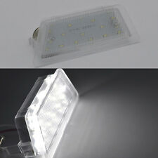 1x Bright White 18-LED License Plate Lights For opel Astra G Hatch saloon 98-04