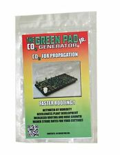 The Green Pad Jr. Co2 Generator Hydroponic Co2 Sheets Indoor Maximizer - 10 pack