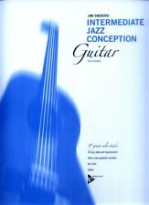 Jim Snidero intermediate jazz conception guitarra Guitar notas con Play-Along CD