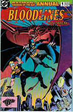 Batman: SHADOW of the Bat Annual # 1 (Trevor di Eeden) (USA, 1993)