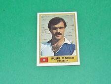 N°123 ELSENER GRASSHOPPERS ZÜRICH SUISSE HELVETIA PANINI EURO FOOTBALL 1976-1977
