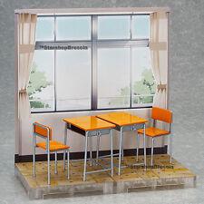 FIGMA PLUS - Classroom Set Diorama Display Figure Max Factory