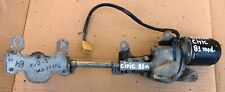 HONDA CIVIC MODEL 1981 WINDSHIELD WIPER MOTOR ASSY USED