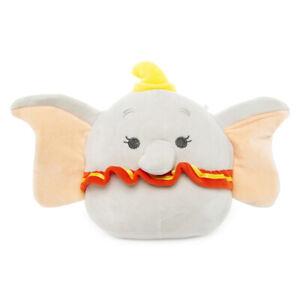 """Dumbo 8"""" Disney Squishmallow Kelly Toys Soft Stuffed Animal Plush elephant"""