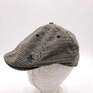 Penguin By Munsingwear Hat Paperboy Newsboy Golf Cabbie Cap S/M