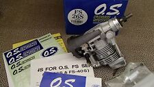 VINTAGE O.S. FOUR STROKE FS 26S 34100 RC Model AIRCRAFT ENGINE - NEW