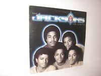 The Jacksons Triumph Vinyl Record Sleeve              3