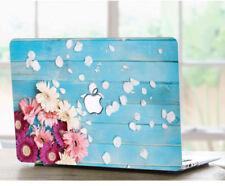 Rubberized Hard Shell Case Keyboard Skin Cover For Apple Mac Book Macbook TD