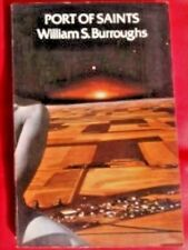SIGNED  WILLIAM S. BURROUGHS  1ST ED 1980  PORT OF SAINTS  Softcover FINE SIGNED
