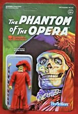 New Unpunched Super7 ReAction Phantom of the Opera Masque of the Red Death