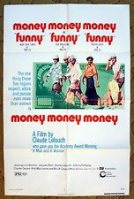 """Kidnapping, Hijacking, Bank Robbers & Fun in 'MONEY MONEY MONEY"""" - movie poster"""