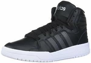 adidas Women's Entrap Mid Sneaker, Black, Size 5.0 VekW