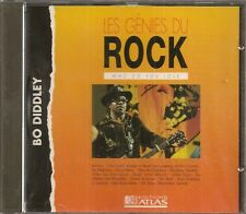 MUSIQUE CD LES GENIES DU ROCK EDITIONS ATLAS - BO DIDDLEY WHO DO YOU LOVE N°6