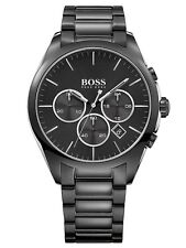 Original Hugo Boss HB1513365 ONYX Chrono Herrenuhr NEU!