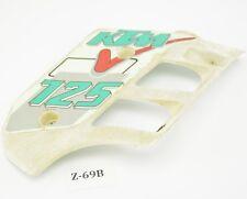 KTM 125 GS ANNO 1991 - Rivestimento SERBATOIO RIVESTIMENTO RADIATORE SX