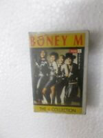 BONEY M THE COLLECTION RARE orig CASSETTE TAPE INDIA CLAMSHELL 1992