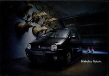 cartolina pubblicitaria PROMOCARD n.4142 RENAULT TWINGO AUTOMOBILE