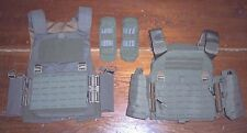 FirstSpear FBI HRT low vis armor carrier plate PC LVAC complete set Roo panel FS