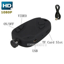 Mini DVR 808 #18 Car Key Micro Camera Real HD 1080/720P 30fps Pocket Camcorder