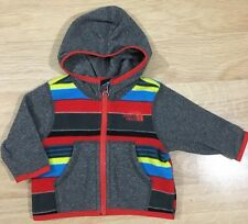 The North Face Full Zip Fleece Baby Toddler Size 0-3 Months