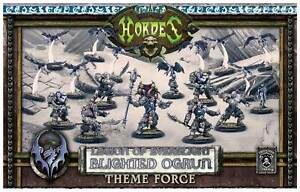 Hordes: Legion of Everblight: Blighted Ogrun Army Box SEALED UNOPENED FREE SHIP