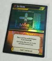 Dot Hack .Hack Enemy Gate Hacking 1P4 Promo Foil Holo Card Rare TCG Light Play