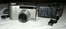 Kodak Dc4800 Zoom Digital Camera with cable, charger, and case
