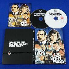 blu-ray THE LONG GOOD FRIDAY Steelbook Edition ARROW VIDEO 35th Anniversary RB