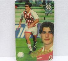 CARTA TELEFONICA CALCIO CALLING 97-98 - NICOLA VENTOLA Bari - PANINI/ATW n° 51