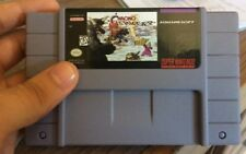 Chrono Trigger SNES (Super Nintendo Entertainment System)√